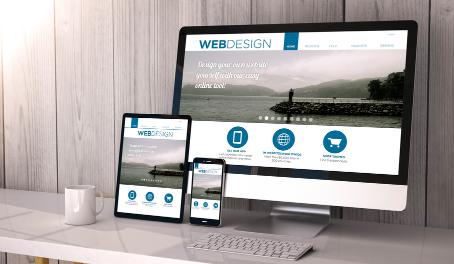 Web design maryland
