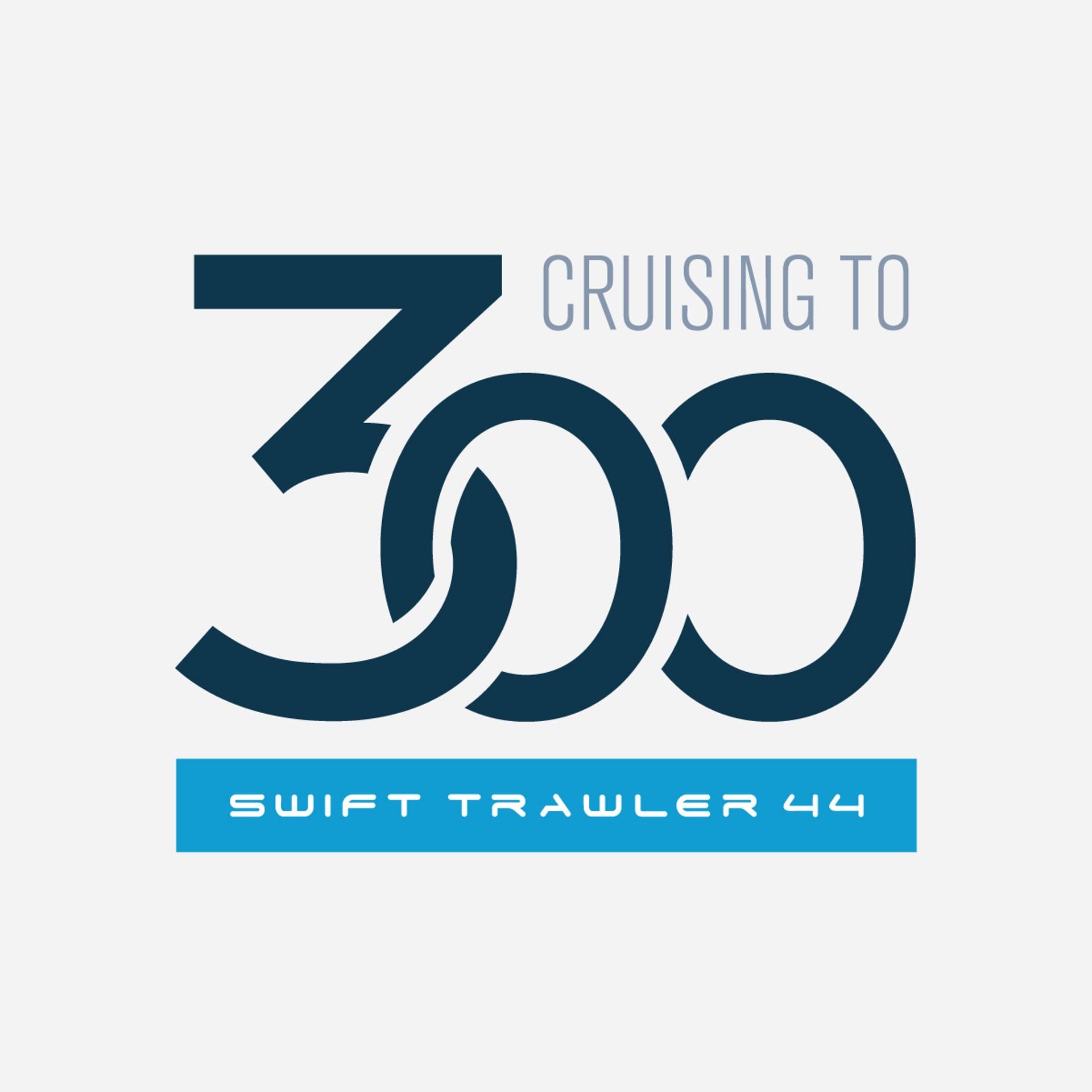 Cruising to 300 Graphic