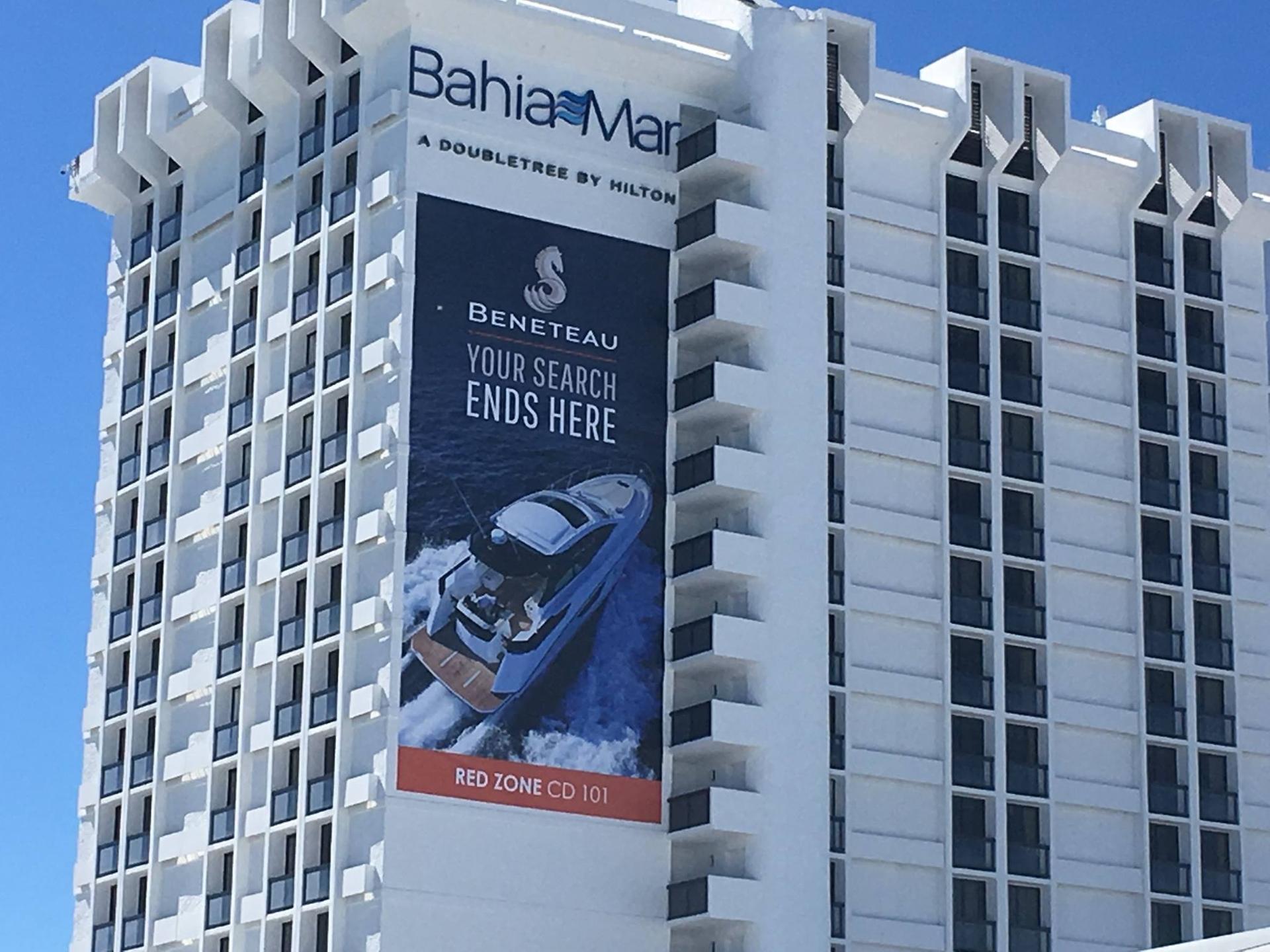 Banner for Fort Lauderdale International Boat Show