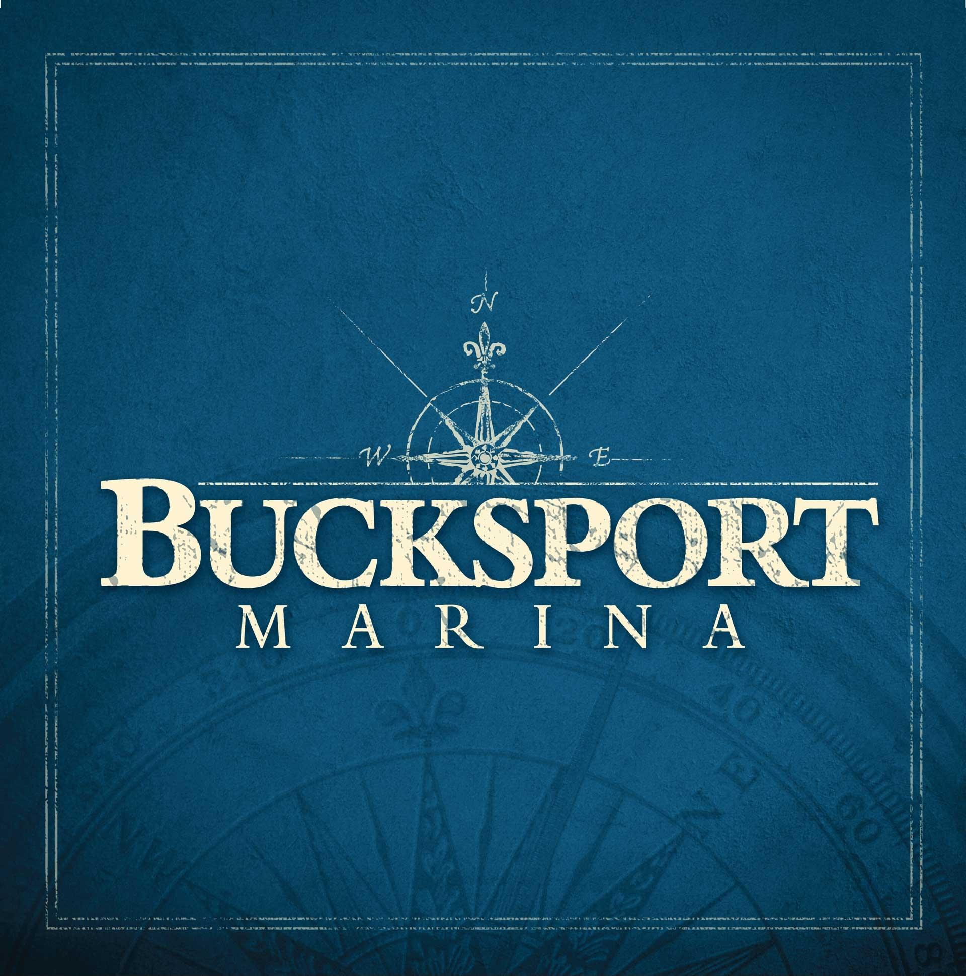 Bucksport Marina Identity