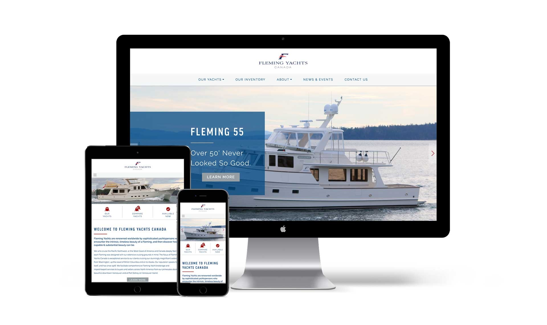 Fleming Yachts Canada