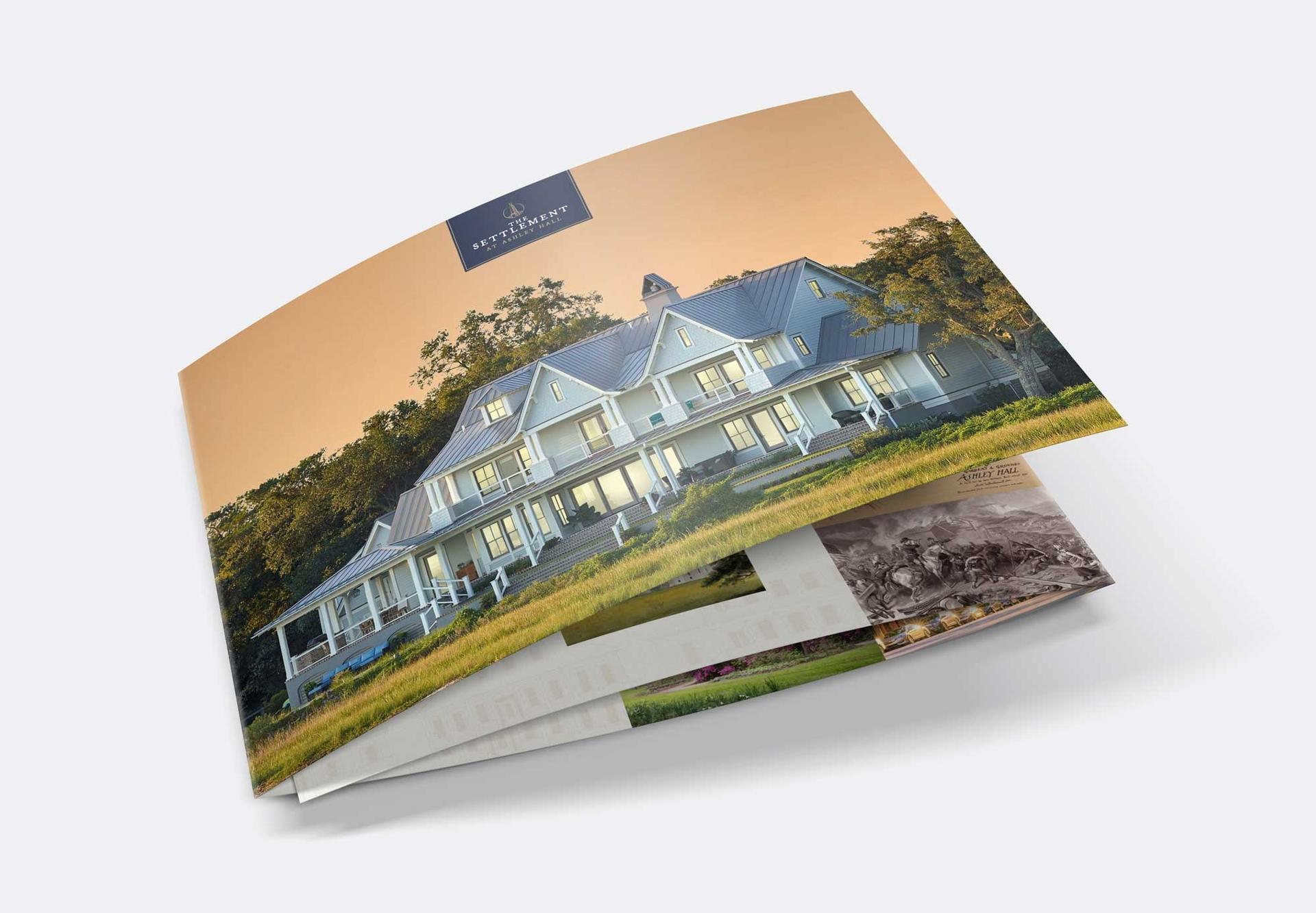 The Settlement at Ashley Hall Brochure