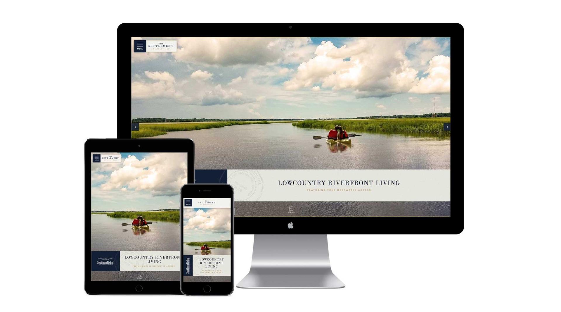 The Settlement Website