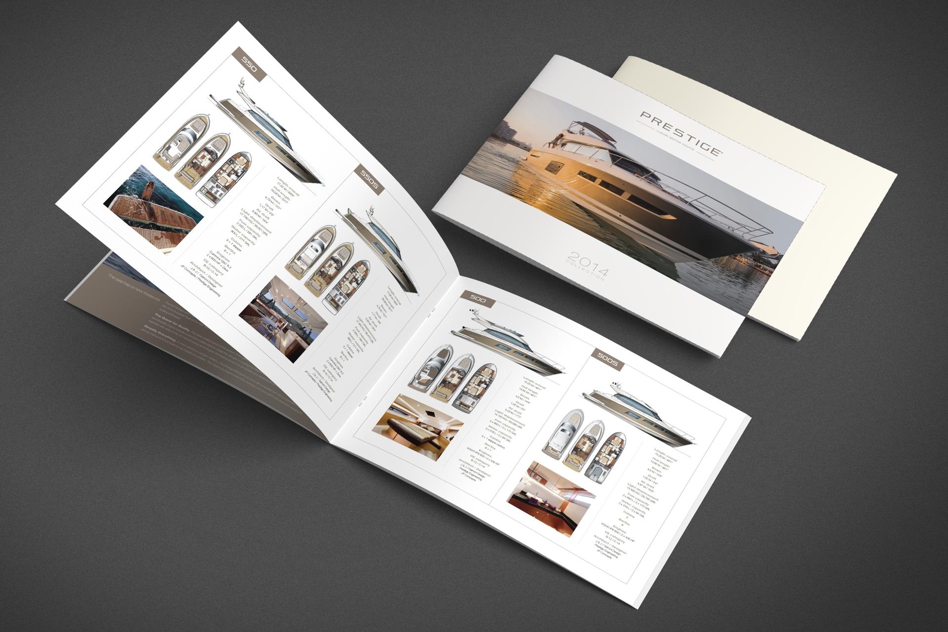 Prestige Yachts Brochure