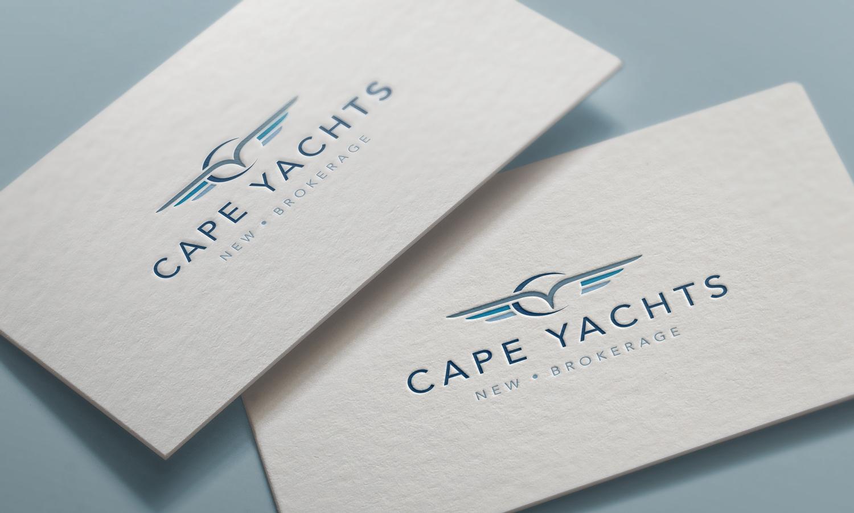 Cape Yachts Identity