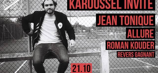 Karoussel invite