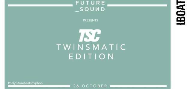 IBOAT : FutureSound Presents / Twinsmatic Edition