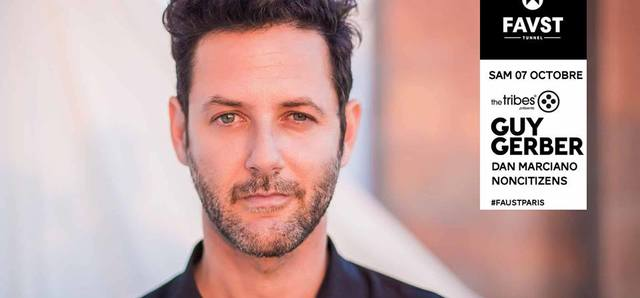 The Tribes Presents Guy Gerber, Dan Marciano, Noncitizens
