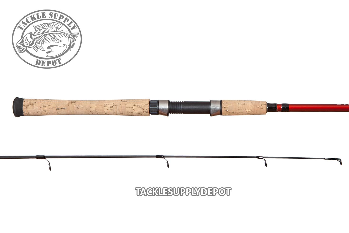 Graphite Freshwater Spinning Fishing Rod STS56UL2B SHIMANO STIMULA Spinning