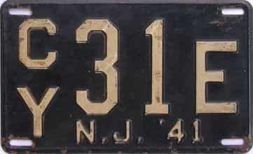 1941 NJ (Single)