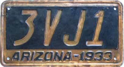1933 AZ (Single)