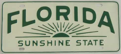 RESTORED 1970 Miscellaneous license plate for sale