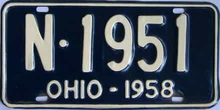 1958 OH (Single)