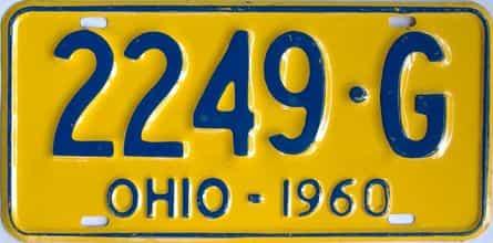 1960 OH (Single)