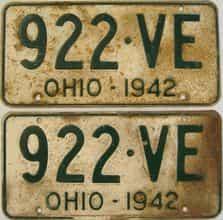 1942 OH (Pair)