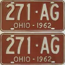 1962 OH (Pair)