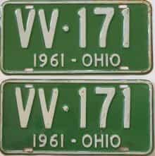 1961 OH (Pair)