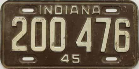 1945 IN