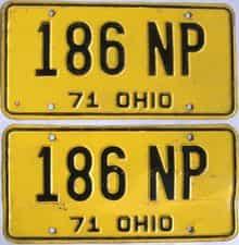 1971 OH (Pair)