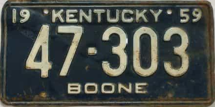 1959 KY