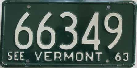 1963 VT (Single)