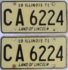 1971 IL (Pair)