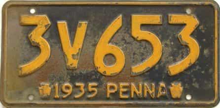 1935 PA (Single)