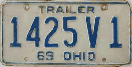 1969 OH (Non Pass)