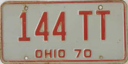 1970 OH (Single)