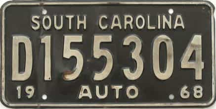 1968 SC