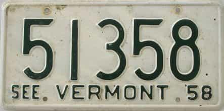 1958 VT (Single)