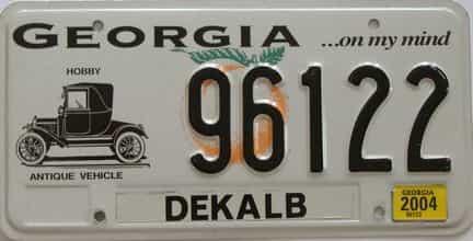 2004 GA