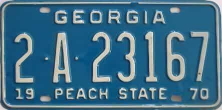 YOM 1970 GA