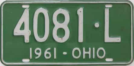 1961 OH (Single)