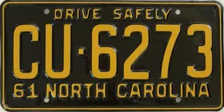 RESTORED 1961 NC