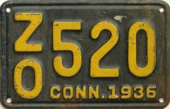 1936 CT (Single)