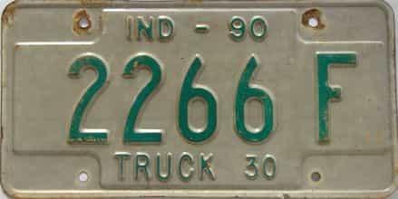 1990 IN (Truck)