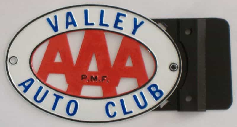 RESTORED  Miscellaneous license plate for sale