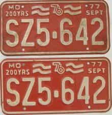 1977 MO (Pair)