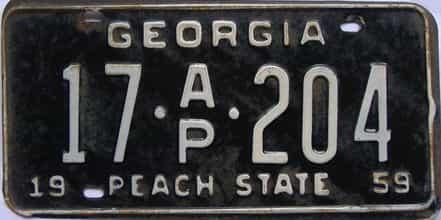 YOM 1959 GA (Truck)