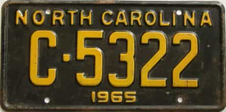 1965 NC