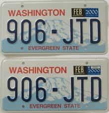 2000 WA (Pair)