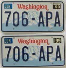1999 WA (Pair)