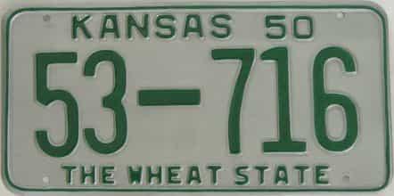 RESTORED 1950 KS