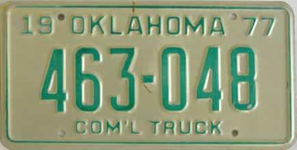 1977 OK (Truck)
