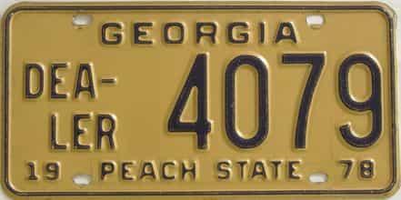 1978 GA (Dealer)