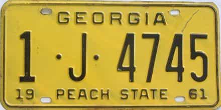 YOM 1961 GA
