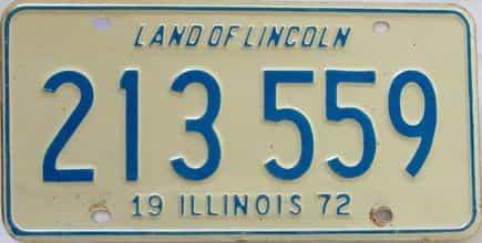 1972 IL (Single)