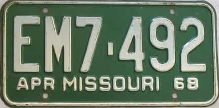 1968 MO