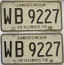 1978 IL (Pair)